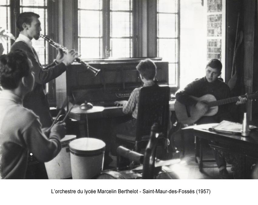 36 - L'orchestre du lycée