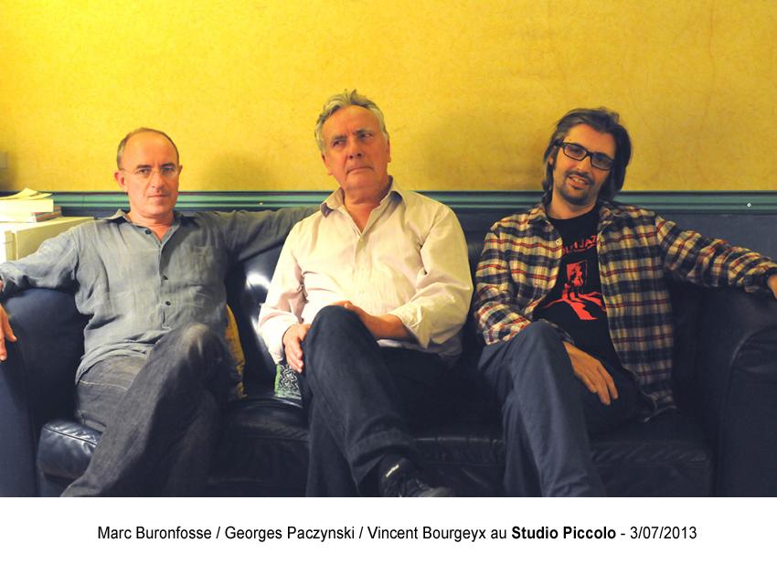 6 - M.Buronfosse : G.Paczynski : V.Bourgeyx