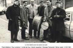35 - P.Médioni : G.Lemoine : H.Lequertier : G.Paczynski : R.Lebail