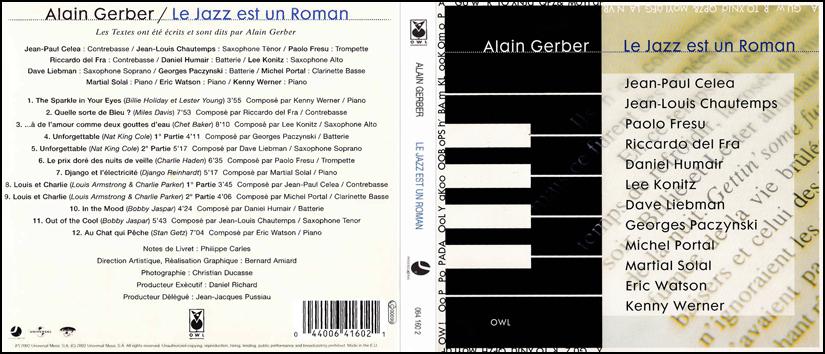 Alain gerber