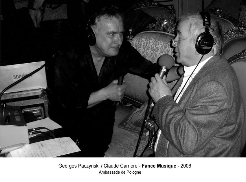 18 - G.Paczynski : C.Carrière