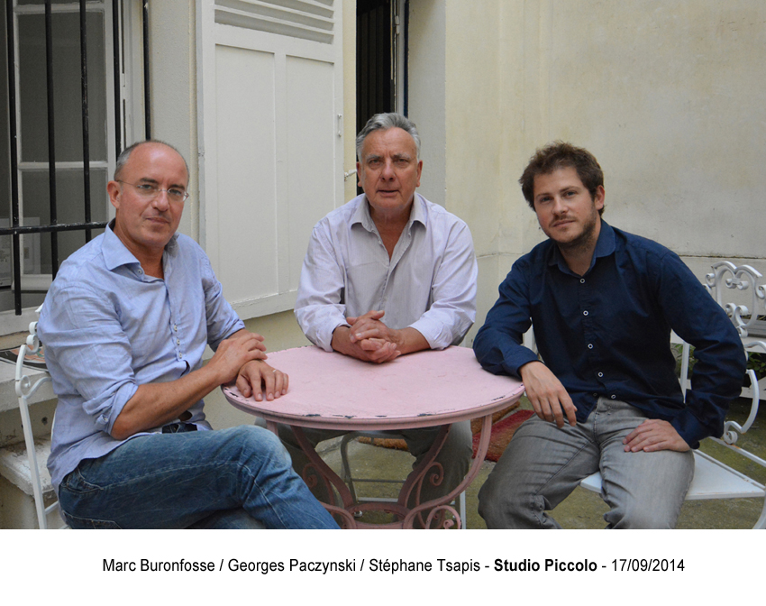2 - M.Buronfosse : G.Paczynski : S.Tsapis