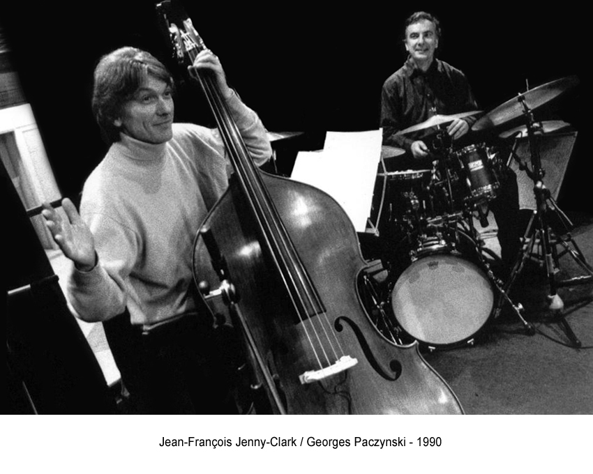 22 - J-F Jenny-Clark : G.Paczynski