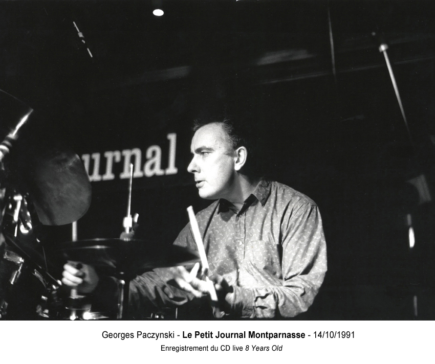 23 - G.Paczynski - Le Petit Journal Montparnasse
