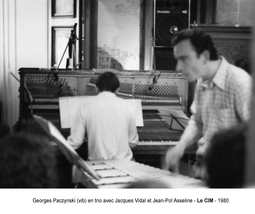 26 - G.Paczynski : J.Vidal : J-P Asseline
