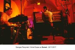 0 - Georges et Armel au Sunset